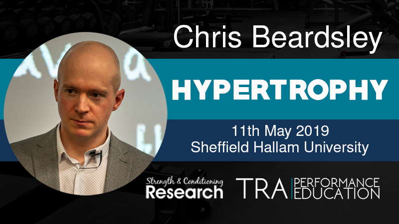 Chris Beardsley: Hypertrophy